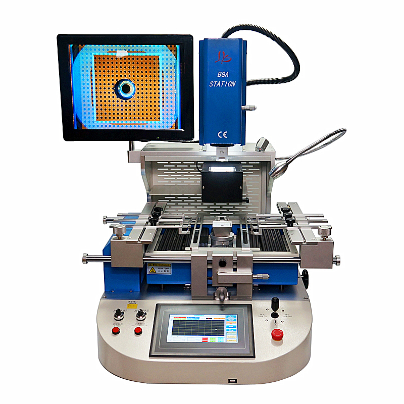 G720 Semi-automatic Align BGA Rework Soldering Station With Reballing Kit For Laptops/Game Repair 220V 110V
