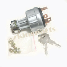 Ignition Switch 1700100023 1700100052 Fit For Takeuchi Excavator TB TL Series