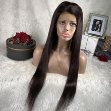 Парик toocci 13x4 на сетке спереди парики из прямых волос парик