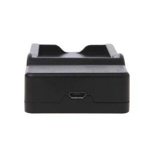 Image 5 - Chargeur de batterie pour Canon LP E10 EOS1100D E0S1200D Kiss X50 rebelle T3 Portable