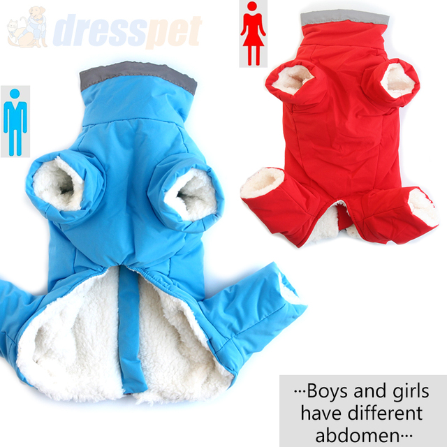 Waterproof Reflective Coat For Small Dog