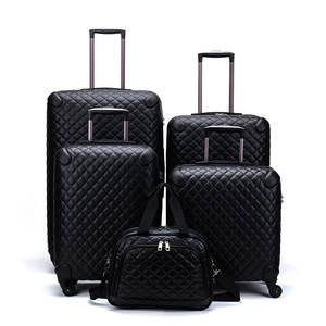 Handbag Rolling-Luggage Travel-Suitcase Spinner-Brand Women Luxury High-End 16/20/24/28inch