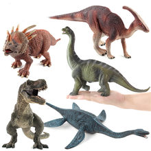 Educational Simulation Mini Dinosaur Model Set Creative Animal Action Figures Set Educational Toys For Children Kids Boy 7.29(China)