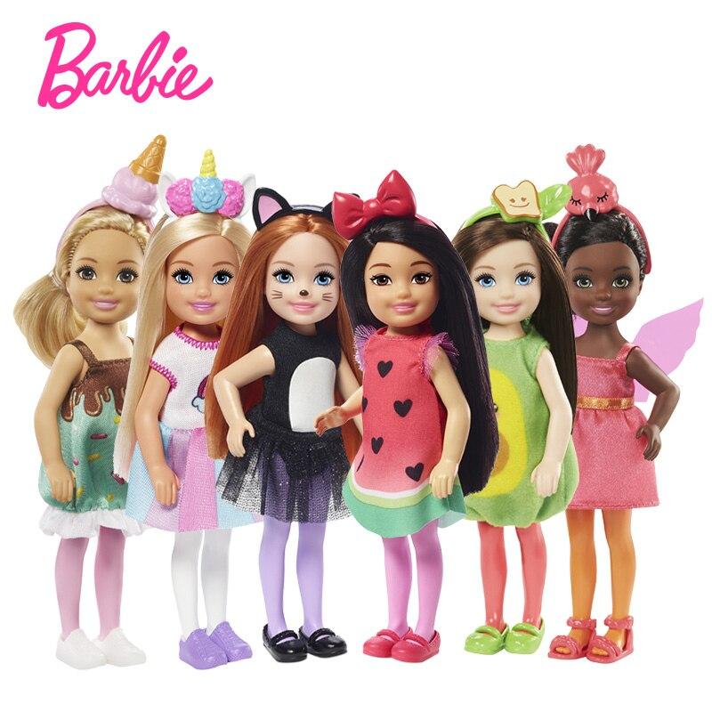 Orignal Clube Chelsea Pouco Kelly Bonecas Barbie Para As Meninas Princesa Brinquedo De Presente De Aniversario Dia Das Criancas Bonecas Barbie Para As Meninas Brinquedos Bonecas Aliexpress