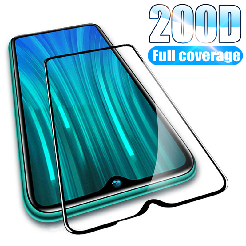 200D Tempered <font><b>Glass</b></font> For <font><b>Xiaomi</b></font> <font><b>Mi</b></font> <font><b>9</b></font> SE A3 Lite 9T <font><b>Mi</b></font> Play <font><b>Screen</b></font> <font><b>Protector</b></font> On Redmi 7 8A Note 7 8 Pro 8T <font><b>Glass</b></font> Protective Film image