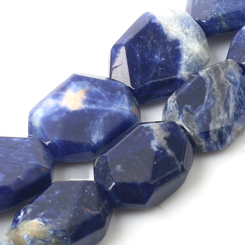 25X18MM  LAPIS LAZULI  GEMSTONE GRADE A OVAL LOOSE BEADS 7/""