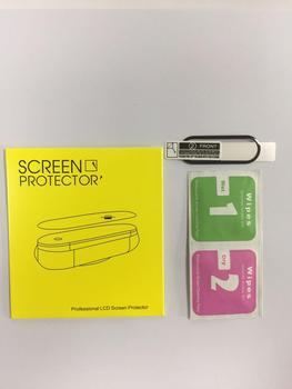 1/2/3/5PCS Protective Glass for Xiaomi mi band 4 5 glass film for Mi band5 Smart Watchband 4 5 Soft Screen Protector Accessories 10