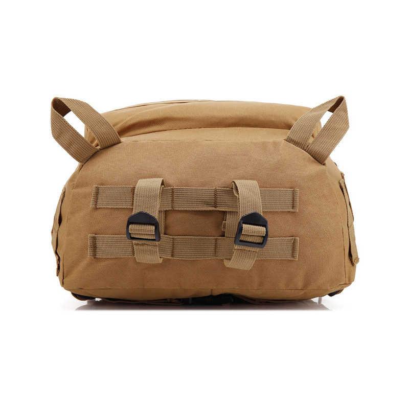 TIANHOO 高品質防水オックスフォード多機能バッグ屋外の男性の戦術バッグバックパック軍事迷彩 3D スポーツバック