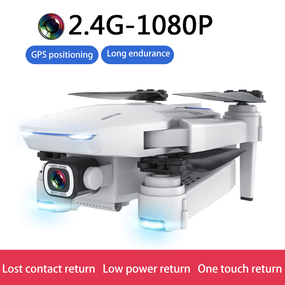 Good Chance of  2020 New S162 Drone GPS 4k Hd 1080p 5g Wifi Fpv Quadcopter Flight 18 Min Rc Distance 500m One Click