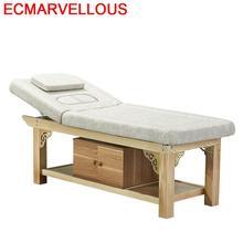 Mueble Beauty Cadeira De Massagem Педикюр Складной Стол Мебель Складной Салон Стул Camilla Masaje Plegable Massage Кровать