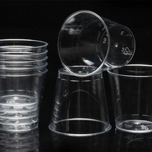Tumblers Glasses Jelly-Cups Birthday Disposable Plastic Party-Shot Clear Mini Kitchen-Accessories