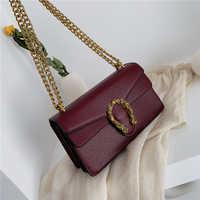 Marca de moda feminina saco do mensageiro do couro do plutônio saco designer corrente ombro crossbody bolsa feminina bolsa bolso mujer