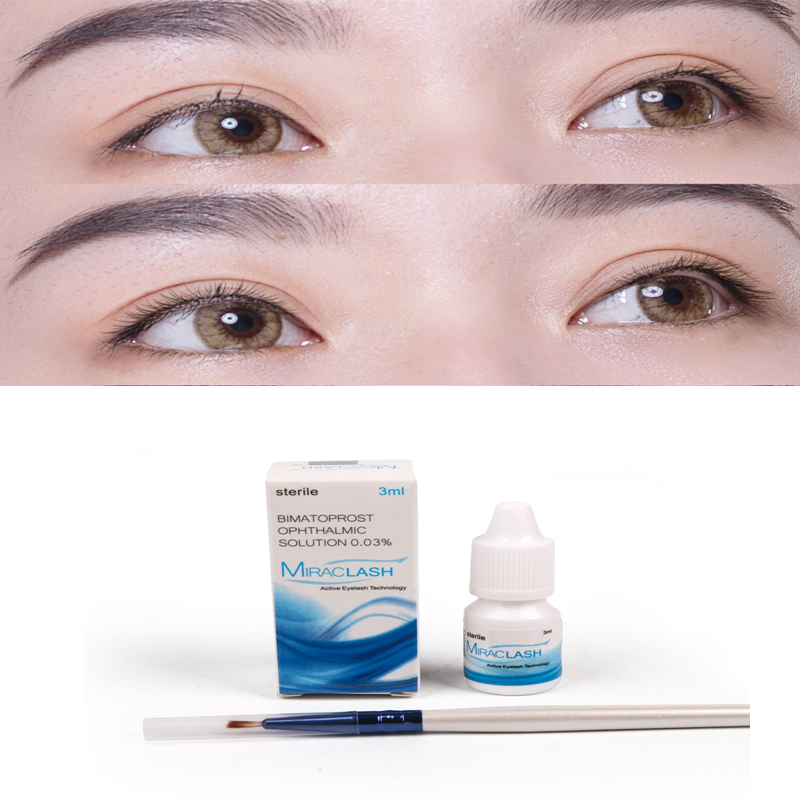 Eyelash Growth Eyelash Enhancer Longer Fuller Thicker Lashes Serum Eyelashes Lifting And Eyebrows Enhancer