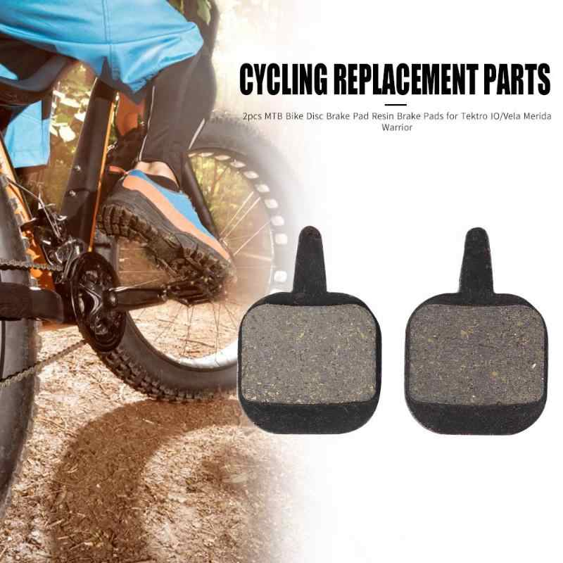 10Pcs//Set Bicycle Disc Brake Pad Mountain Bike Cycling Replacement Accessory New