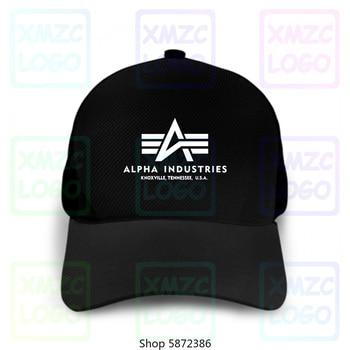 Alpha Industries Herren-gorra de béisbol básica, Dunkel Grau Manner, para hombre, Tee,...