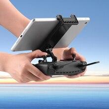 Suporte de monitor para tablet, peças de transmissor para dji mavic air mavic pro, platina 2, zoom, estacionamento para drone, ipad 7.9 9.7in