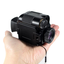 P4-01118 HD definition Monocular night vision instrument can take photos and videos day and night infrared telescope for hunting