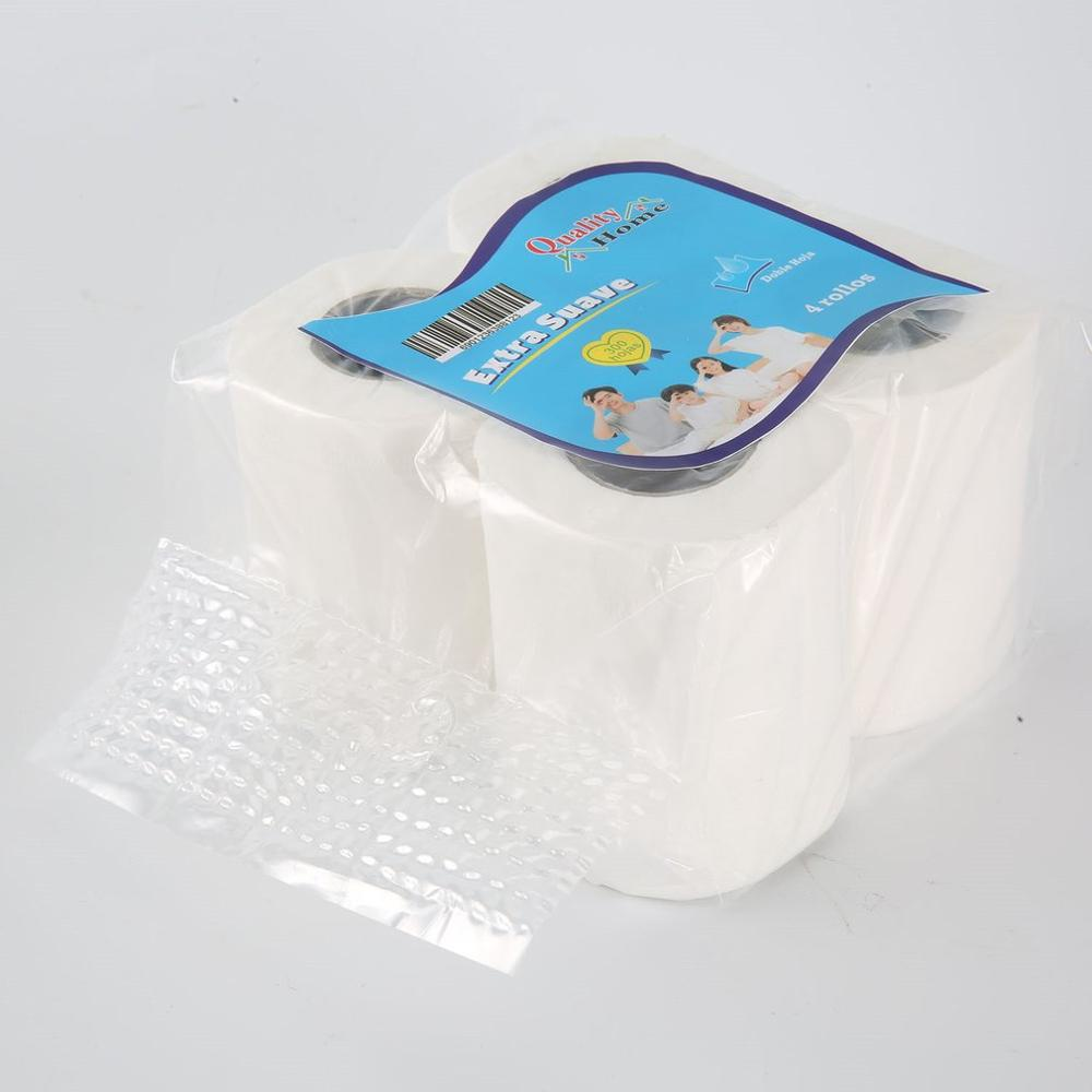 Hot 4 Rolls Natural Paper Towels Portable High Quality Toilet Paper For Office For Family Restaurant Paper Towel