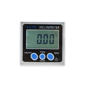 Image 3 - Mini electronic digital protractor digital angle finder magnetic base inclinometer angle tool measuring tools