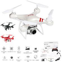 2.4Ghz Remote Control Quadcopter HD WiFi FPV Camera RTF Headless RC Drone Toy
