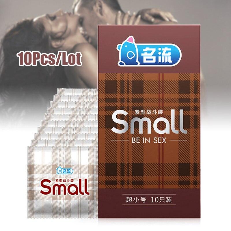 ¡Buena Salud! 10 unids/set de condones de látex ultrafinos de tamaño pequeño para hombres productos sexuales condones apretados Máscara de Dybala para hombres y mujeres, máscara personalizada, máscara para hombres y mujeres