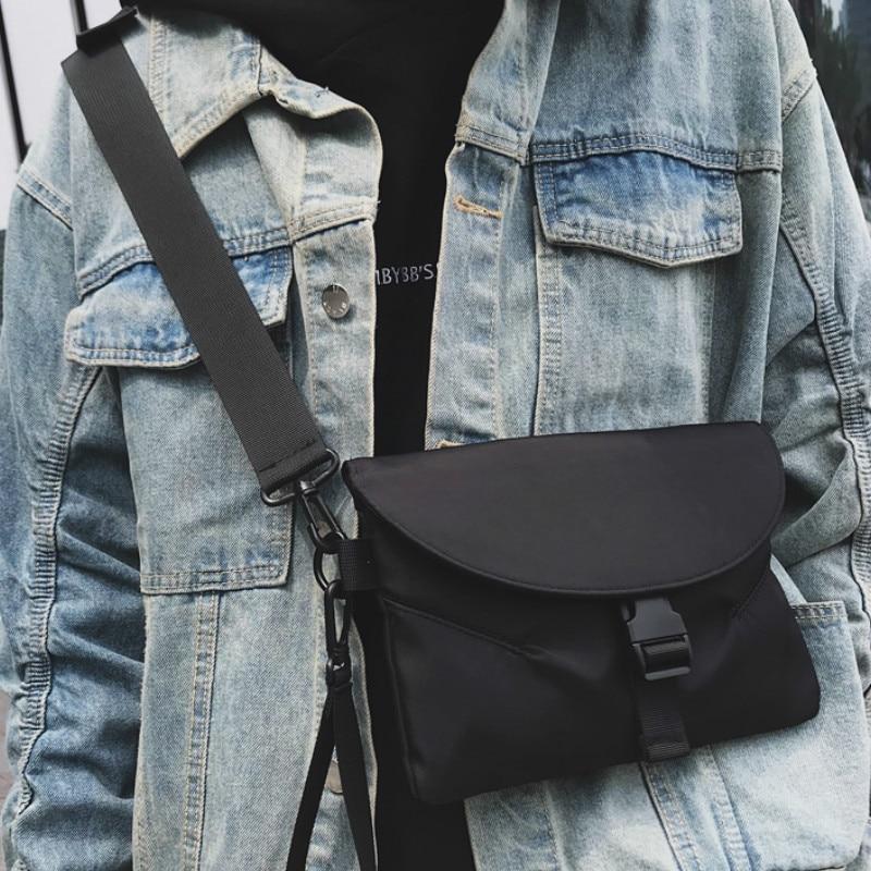 Tidog Hip Hop Street Fashion Students Cool Chest bag