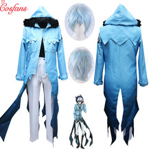 SERVAMP Mahiru Shirota chat Kuro sommeil cendres hommes Cosplay Costume uniforme Costume complet Halloween femmes Cosplay Costume et perruque(China)