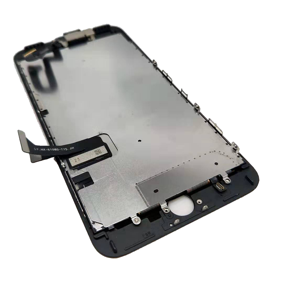 Image 5 - Complete LCD Or Full Assembly Display or Screen for iPhone  5S 6S 7 7P or for iphone 6 with Home Button and Front Camera-in Mobile Phone LCD Screens from Cellphones & Telecommunications