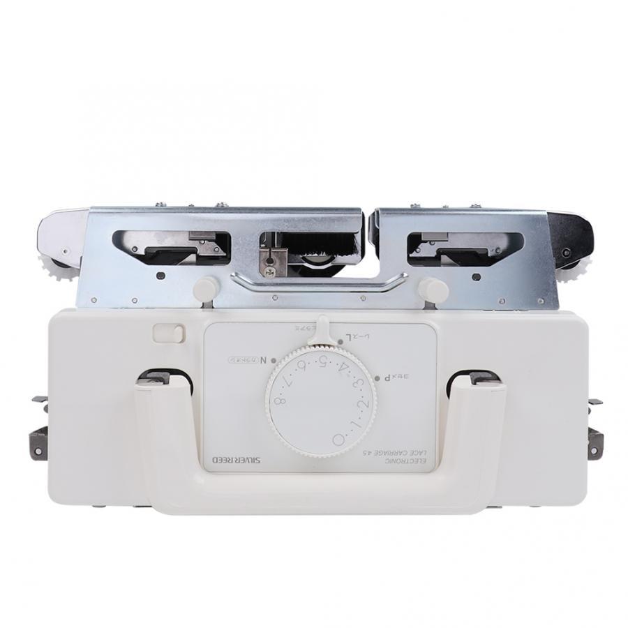 Вязальная машина кружевная каретка DIY Швейные аксессуары для SK580/SK840/SK560/LC580 игла ручная вязальная машина для поделок - 5
