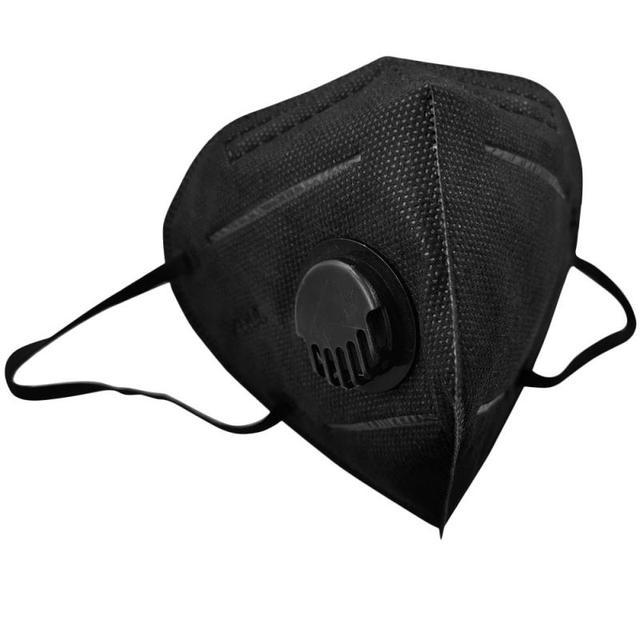 KN95 face mask FFP2 masks with vavle Protective filter mask anti dust n95 mask anti fog mask mascherine tapabocas mascarillas 3
