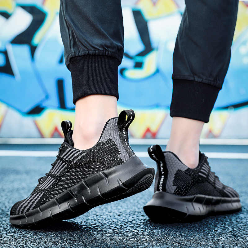 2020 frühjahr Neue Männer Schuhe Mode Leichte Männer Casual Schuhe Erhöht Komfortable Kühle Walking Turnschuhe Mann Tenis Masculino