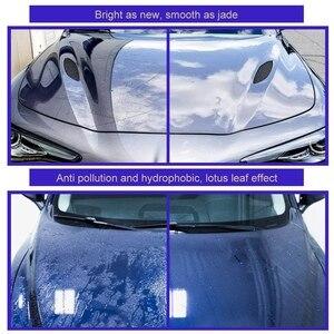 Image 5 - קרמיקה רכב לשטוף לבצר מהיר מעיל פולני & אוטם תרסיס רכב ננו קרמיקה ציפוי ליטוש ריסוס שעוות 120ml