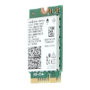 Image 4 - 1730Mbps Cho Intel Kép AC 9560 Máy Tính Để Bàn Bộ Bluetooth 5.0 802.11ac M.2 CNVI 9560NGW Wifi Thẻ ăng Ten