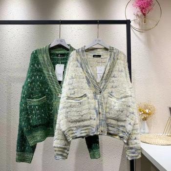 Spring Knitted Long Sweater Women Cardigan Befree Harajuku Pull Femme Jumper Sueter Mujer Truien Dames Korean Autumn Coat