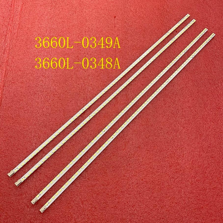4pcs/set LED strip 66 lamp For LG 47