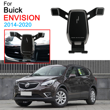 celulares motorola Car Mobile Phone Bracket Air Vent Mount Call Support for Buick Envision Accessories 2014-2020