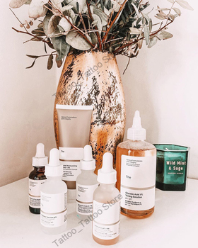 The Ordinary Hyaluronic acid 30ml Peptide ampoule Serum For Anti Aging Face Serum Firming Anti Wrinkle Moisturizing skin care six peptide night daily essence 30ml face serum double repair skin serum facial anti aging hyaluronic acid anti wrinkle