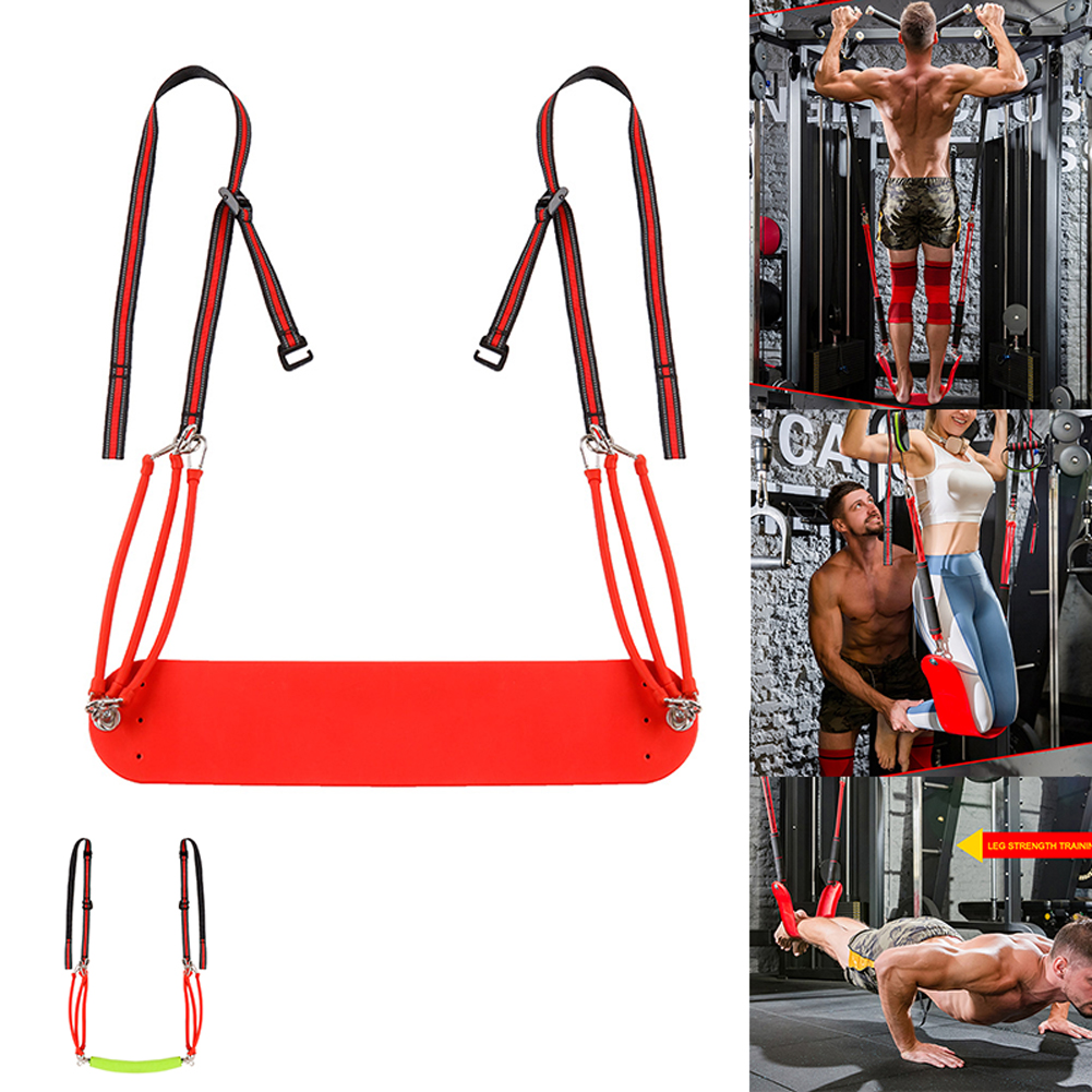 Trainer Single Bar Assistant Fitness Elastic Pull Up Equipment Arm Home Strengthener Horizontal Resistance Band Gym Rope