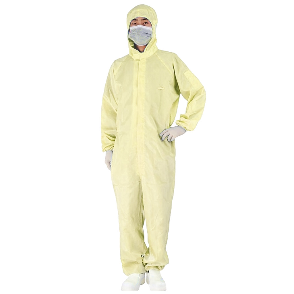Disposable Protective Clothing as Coverall Medical Uniform and Isolation Suit for Nurse and Doctors 1