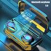 9D Noise Cancelling Wireless Headphones Bluetooth Sport Earphone Bluetooth 3300mah Touch Control Headphones Bluetooth Waterproof review