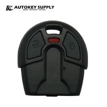 Per Fiat Positron (PX52) 2 pulsanti Shell Red con Hold AutokeySupply AKBPS117
