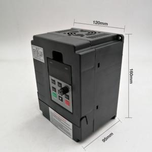 Image 5 - VFD العاكس فريكنسي محول 1.5KW/2.2KW محرك تردد متغير سرعة PWM التحكم CT1 شحن مجاني