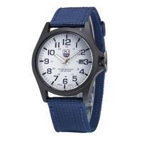 Herren Uhren Datum Edelstahl Militär Sport Analog Quarz Armbanduhr Uhr der Männer Handgelenk Party dekoration Business #10