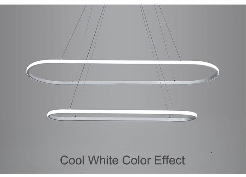 sterowania lampa restauracja AC85-260V 16