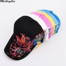 [meltryllis] Женская бейсбольная кепка с цветочной вышивкой
