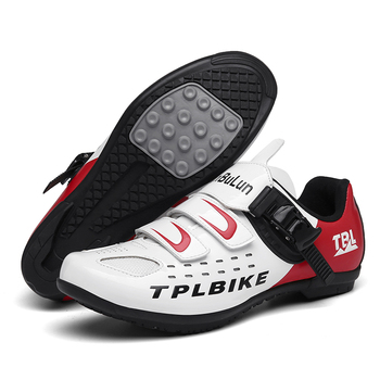 New MTB Sneakers Men Women Cycling Shoes Self-locking Road MTB Bike Sneaker Professional Damping Size 36-46 Sports Shoes 17