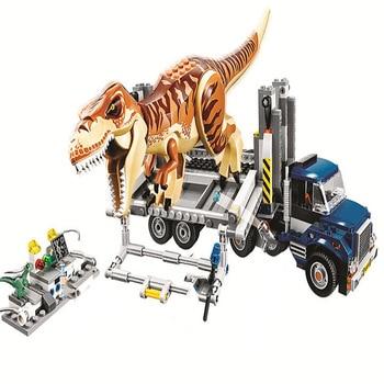 Jurassic Dinosaur Set 10928 10927 10926 Model Building Kits Blocks Bricks Toy Gift jurassic world dinosaur set 10928 10927 10926 compatible with lepining 75930 75932 model building kits blocks bricks toy gift