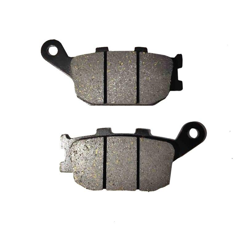 Rear Brake Pads For Honda VT VTX 1100 1300 VTR 1000 F 2