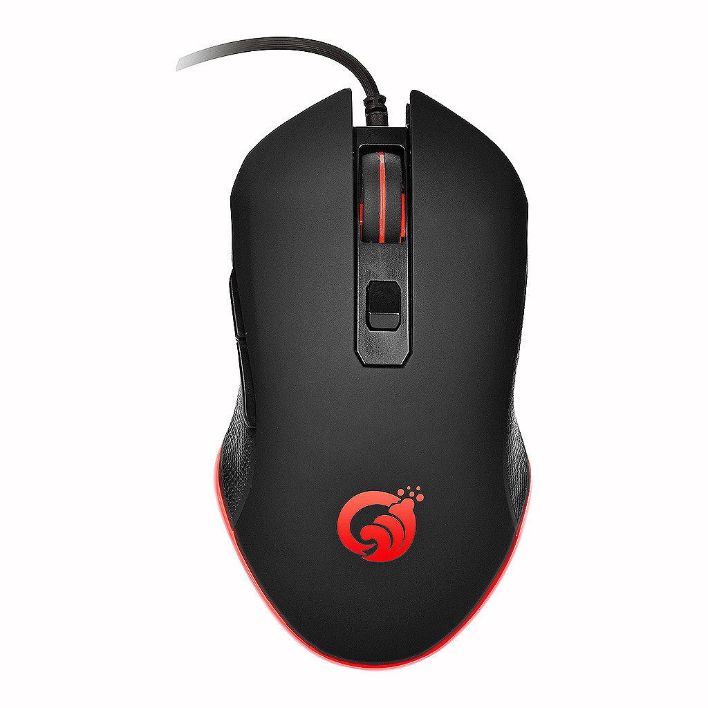 HXROOLRP Gaming Mouse Wired Mouse Gamer For Overwatch Gaming Laptop Pc Ergonomic Backlit Optical Mouse Silent Mice For Compute
