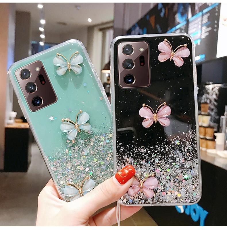 Samsung Glitter Silicone Phone Case Ultra Cover   -  1mrk.com